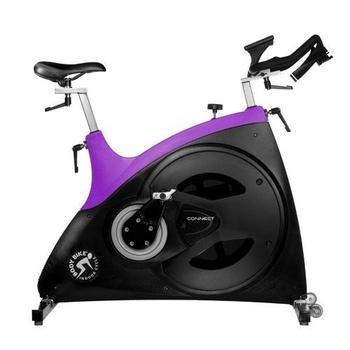 Сайкл-тренажер Body Bike Connect (пурпурный)